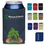 Koozie® Eco-Friendly Collapsible Can Kooler Logo Branded