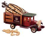 Classic 1925 Stake Truck with Extra Fancy Jumbo Cashews Custom Imprinted