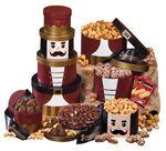 Deluxe Majestic Nutcracker Tower Custom Printed