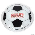 Custom Printed Soccer Ball Hot/Cold Pack