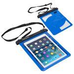 Waterproof Tablet Case w/3.5mm Audio Jack Custom Printed