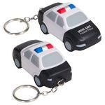 Custom Printed Police Car Key Chain
