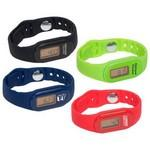 Branded Tap N' Read Fitness Tracker Pedometer Watch