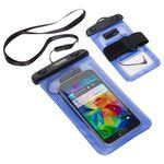 Waterproof Smart Phone Case w/3.5mm Audio Jack Logo Branded