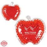 Apple Gel Hot/Cold Pack Personalized