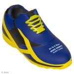 Custom Printed Running Shoe Stress Reliever