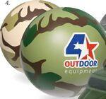 Custom Imprinted Camouflage Stress Ball