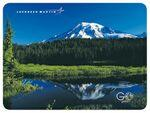 "Custom Printed ReTreads® 6""x8""x3/32"" Recycled Hard Surface Mouse Pad"