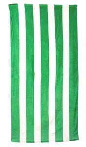 Carmel Assorted Pattern Beach Towel Custom Imprinted
