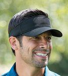 Logo Embroidered 110® Flexfit® Tech Cool & Dry Mini Pique Visor