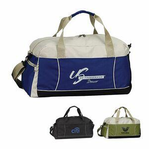 Post Consumer Recycled PET Duffel Bag