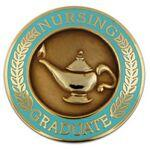 Branded Nursing Graduate Pin