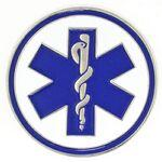 Custom Imprinted EMT Medical Pin