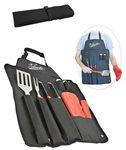 Custom Printed 7 PC BBQ Apron Set