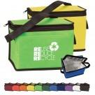 6-Pack Non-Woven Cooler Bag Custom Printed