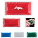 Promotional Rectangle Hot/Cold Gel Pack
