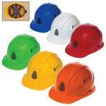Low Profile Cap Hard Hat W/6 Point Ratchet Suspension Branded