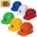 Low Profile Cap Hard Hat W/4 Point Pinlock Suspension Branded