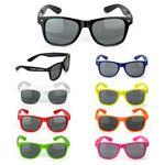 Custom Printed Fun Colored Sunglasses