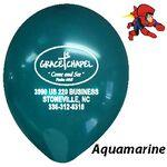 "Logo Branded 11"" Decorator Latex Balloons"