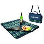 Custom Branded Fleece Blanket Tote