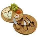 Feta Cheese Board Set Custom Imprinted
