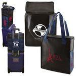 Logo Branded Trolley Carry-On Bag