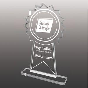 Custom Laser Etched Acrylic Awards - Mini