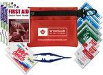 Great Value First Aid Kit w/ Front Pocket Logo Printed