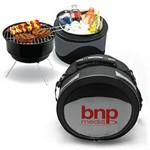 2 in 1 Cooler/BBQ Grill Combo Logo Branded