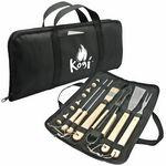 Custom Branded 11 Piece BBQ Tool Set