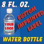 8 Oz. Bottled Water 2