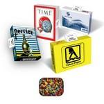 Logo Branded Advertising Mint, Candy & Gum Box Filled with Mini Chocolates