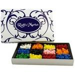 Custom Printed Large Rectangle Custom Candy Box with Candy or Chocolate