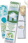 Custom Printed Seed Paper Bookmark - Small