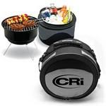 Promotional,Custom Imprinted 2 in 1 BBQ Grill & Cooler