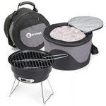 2 in 1 BBQ Grill & Cooler Custom Branded