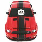 Custom Branded Shelby Mustang GT500 Super Snake (Red) (Scale 1:18)