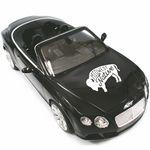 Bentley Continental GT Speed Convertible (Scale 1:12) Logo Printed