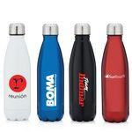 17 Oz. Stella 24 HOURS Stainless Steel Vacuum Insulated Bottle Custom Printed