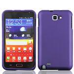 iBank(R) Purple Galaxy Note Case Custom Printed