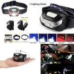 iBank(R)LED Headlamps Flashlight Custom Printed