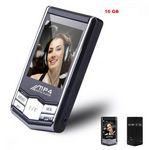 iBank® MP4 Video Music Player w/ 16G Memory Custom Branded