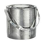 Marquis by Waterford Vintage Stainless Steel Ice Bucket w/Tongs Custom Engraved