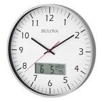 Bulova Manager Wall Clock Custom Imprinted
