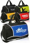 Fusion Duffel Bag Logo Branded
