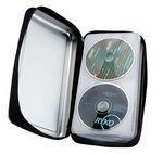 96pcs CD Holder Aluminum Case Logo Printed
