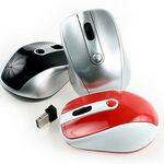 Mousebyte USB Wireless Optical Mouse Custom Imprinted
