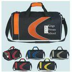 Custom Printed Imported Duffel Bag (90-120 Day Delivery)