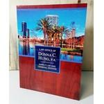 Logo Branded POCKET FOLDER - Full Color & Full Bleed In Pricing, High Gloss Finish